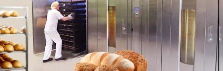 Камеры вакуумного охлаждения хлеба