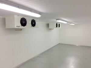 Камера охлаждения сливок