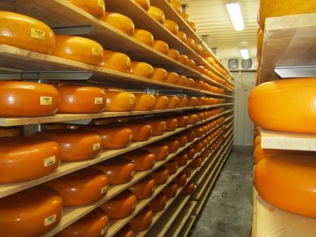 Холодильное оборудование для камеры хранения сыров