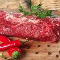 Хранение мяса