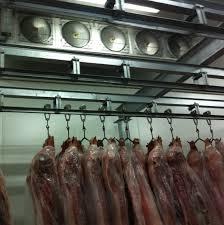 Шоковая заморозка мяса в камере