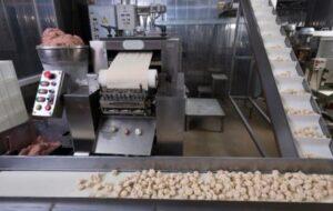 Автоматизация шоковой заморозки пельменей