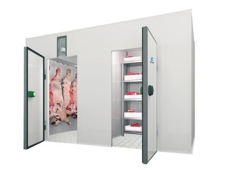 Камера хранения разделанного мяса