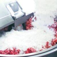 Производство льда для фарша